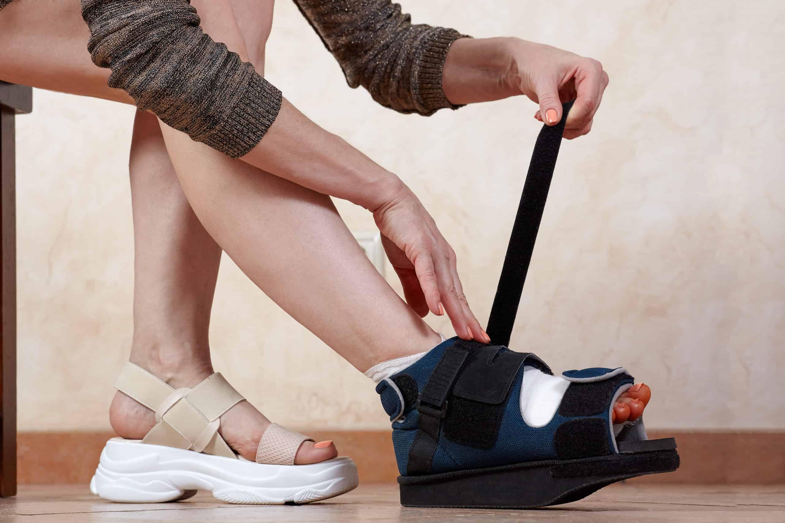 Hallux Valgus Schuh – Vorfußentlastungsschuh Nach Hallux Operation 2020